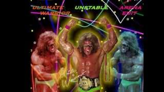 Ultimate Warrior Theme Song - Unstable Arena Edit Fix w/ NEW Download Links