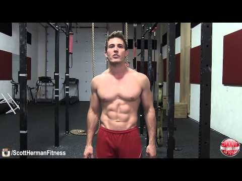 How To: Barbell Ab Rollout On Knees (Upper & Lower Abs)