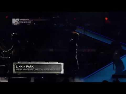 Linkin Park - Lost In The Echo (MTV World Stage Monterrey 2012)