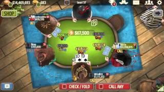 Governor of Poker 3 - Poker bluffing explanation
