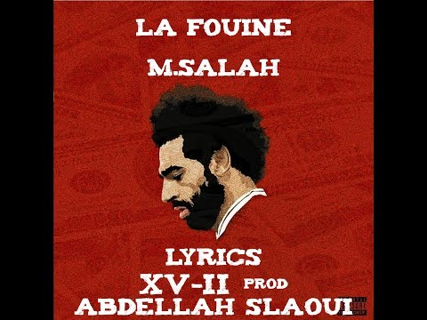 La Fouine   Mohamed Salah lyrics