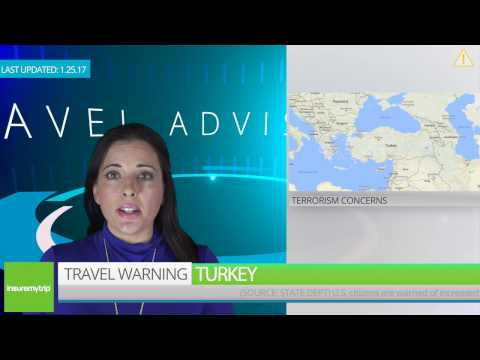 Turkey Travel Warning