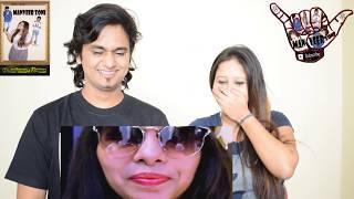 DHINCHAK POOJA CASH ft UNCLE MAJBOOR || Ducky Bhai || Indian Reaction