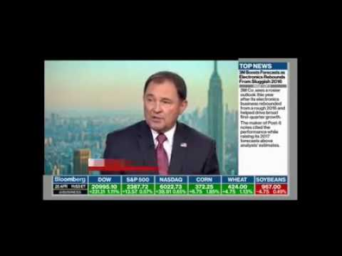 Utah Gov. Gary Herbert on Bloomberg TV