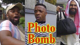 Photo Bomb - LEON GUMEDE