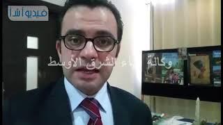 بالفيديو: وزير الثقافة الفلسطينى