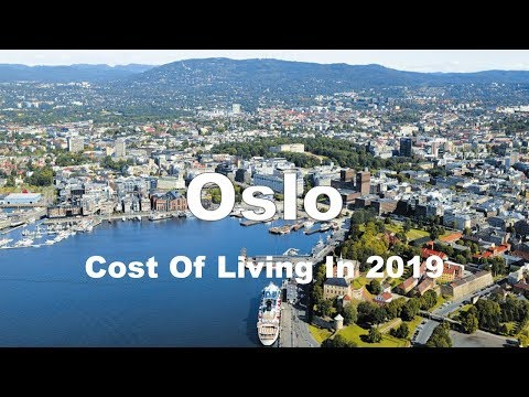 Cost Of Living In Oslo, Norway In 2019, Rank 9th In The world