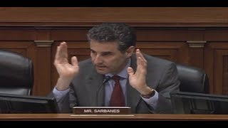 Sarbanes Challenges Secretary Ross about Decision to Unlawfully Interfere in the 2020 Census