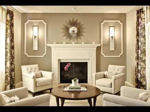 Modern Wall Sconces Living Room | Wall Sconces - YouTube