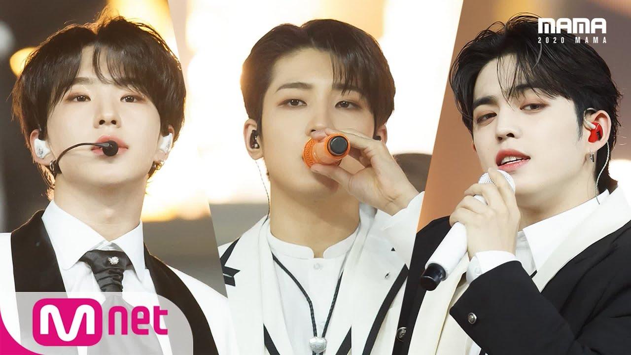 [2020 MAMA]  SEVENTEEN_Left & Right + HOME;RUN | Mnet 201206 방송