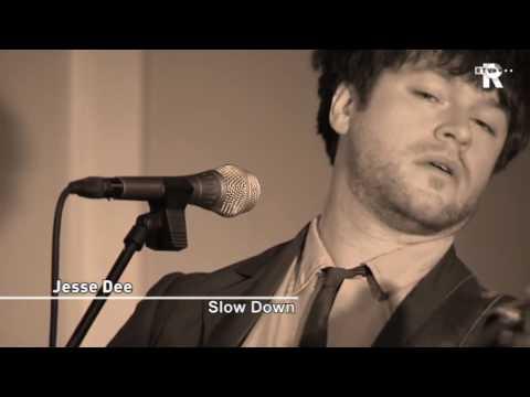 Live Uit Lloyd - Jesse Dee - Slow Down