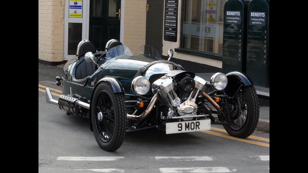 Morgan 3 Wheeler Brooklands Edition S 2 Litre V Twin 2017 Richtoy Hd