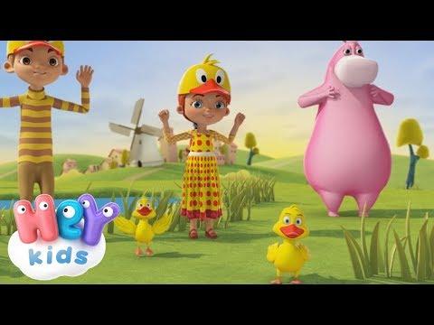 Kaczuszki - Piosenki Dla Dzieci .tv
