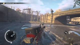 Assassin's Creed Syndicate conquer borough 1/3 to unlock sequence 8
