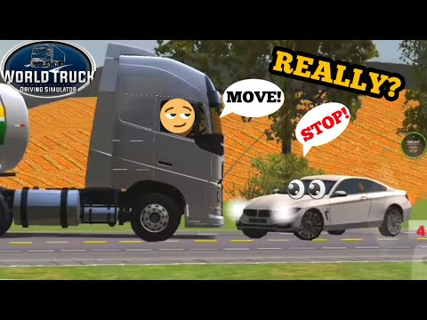 World Truck Driving Simulator Dynamic Games - Crazy Drivers & Road Accidents|Funny Moments#2