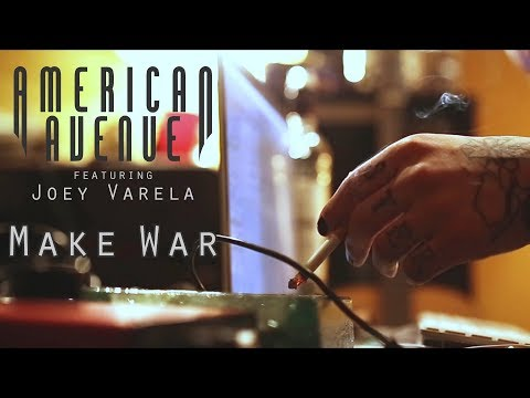 From First to Last - Make War (Cover by American Avenue ft. Joey Varela of VRSTY)