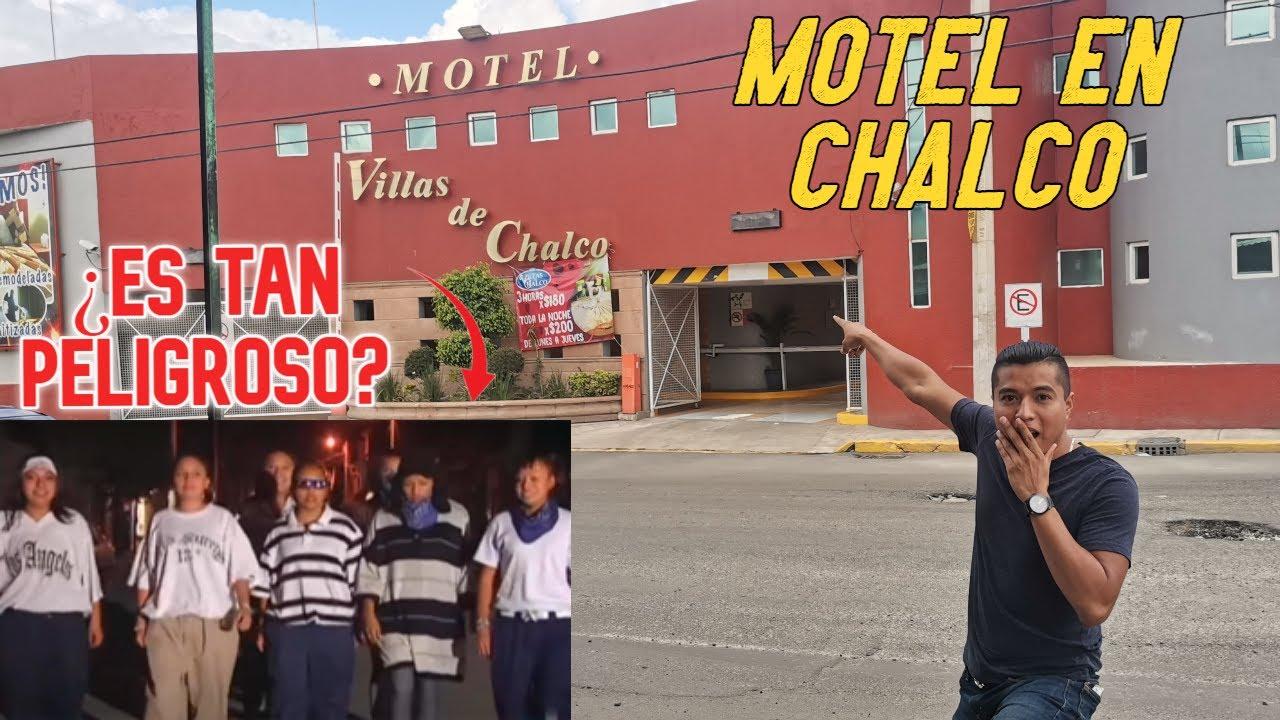 ES SEGURO VENIR A CHALCO A MOTELEAR😱😱😱 / Motel Villas Chalco Cap.71