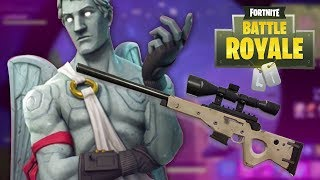 THE GREATEST SNIPE EVER! FORTNITE: BATTLE ROYALE! (CLIP)