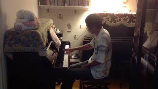GỬI MỘT TÌNH YÊU - Phú Quang, piano by Dat Cao