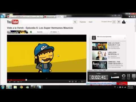 Como hacer que carguen los videos de youtube mas rapido (2014)