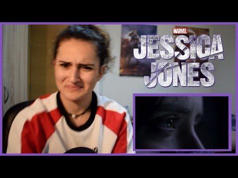 Jessica Jones REACTION to 'AKA Start at the Beginning' 2x01