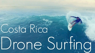 Drone video of surfing in Costa Rica – Featured Creator Level Media