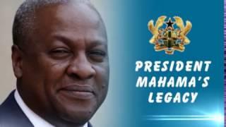 THE LEGACY OF JOHN MAHAMA