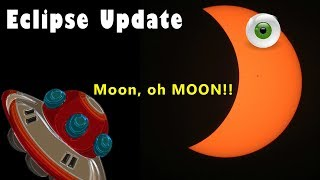 Eclipse Update UFO's Fake Eclipses more strange things