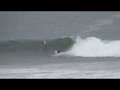 This is a quick video of me surfing at Canggu in Bali in April of 2015