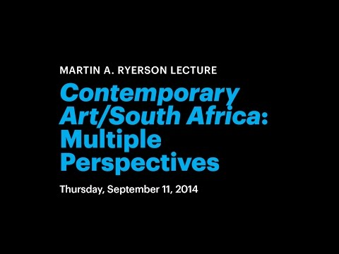 Contemporary Art/South Africa: Multiple Perspectives