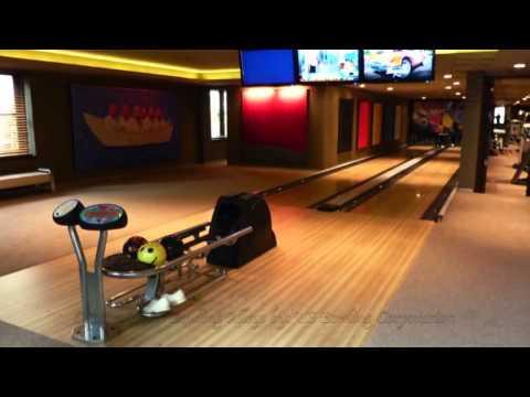 uBowl Canada presents - Residential Custom Bowling Alley