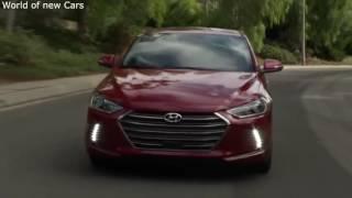 2016 Hyundai Elantra Тест драйв Обзор Review смотреть