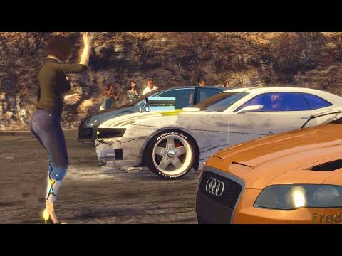 Midnight Club Los Angeles - Racing
