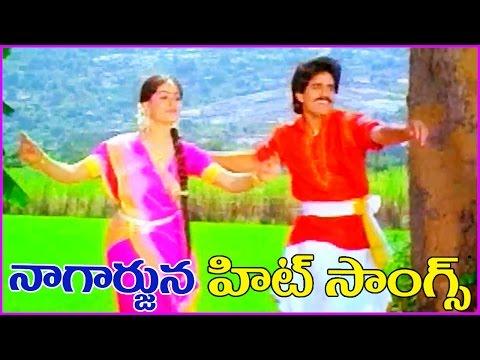 Nagarjuna All Time Telugu Superhit  Songs  Janaki Ramudu Telugu Movie