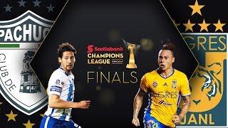 #SCCLFinal 2016-17, Second Leg | CF Pachuca v Tigres UANL