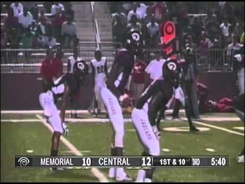 Port Arthur Memorial vs. Beaumont Central High School 2013 Football Opener