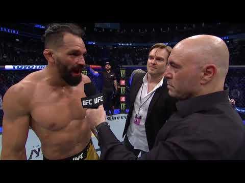 UFC 264: Michel Pereira Octagon Interview