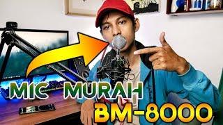 Unboxing Mic Untuk Youtuber, Gaming, Dan Recording Lagu  Murah!