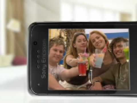 Sony Ericsson C903 Demo tour