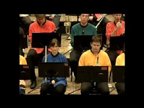 Mahler's 1st Symphony 2nd Movt - Queensland Youth Symphony conducted by John Curro