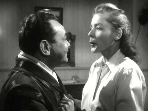 Key Largo (1948) -Wild Cat - Lauren Bacall - Edward G. Robinson
