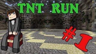 MINECRAFT TNT RUN #1: Начало