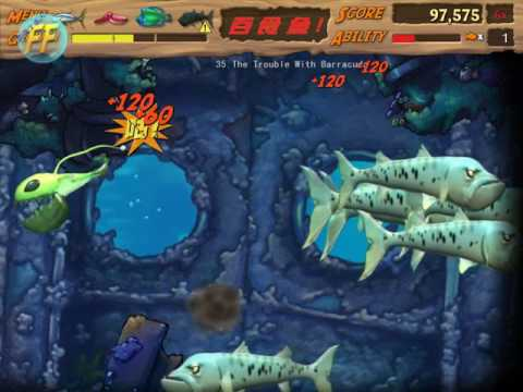 Feeding Frenzy 2 Mod——Alien glory Part3