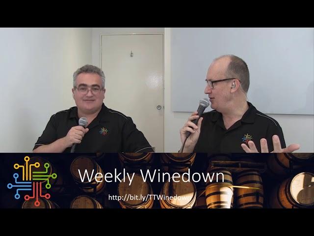 Weekly WineDown Episode 20