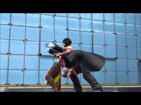 Tekken Tag Tournament 2; Anna Williams, All Holds & Tag Throws