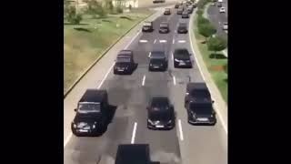 Rus mafya konvoyu