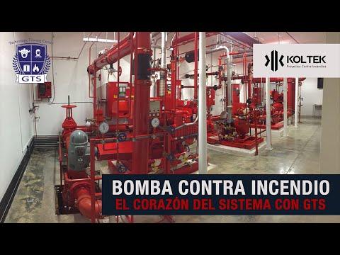 Bomba contra incendio: el corazón del sistema con gts thumbnail