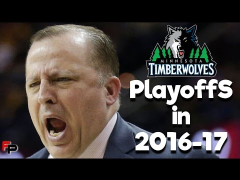 Minnesota Timberwolves Will Make the Playoffs in 2016-17