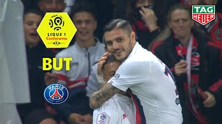 But Mauro ICARDI (90' +2) / OGC Nice - Paris Saint-Germain (1-4)  (OGCN-PARIS)/ 2019-20