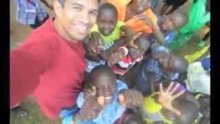 MIssões Gideões 24 Horas - Uganda e Kênia - Felipe MIranda